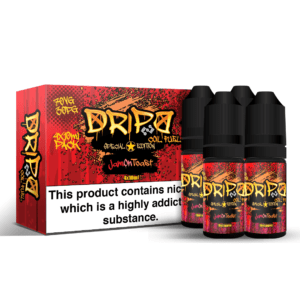 Jam on Toast E-liquid - Dripd Coil Fuel