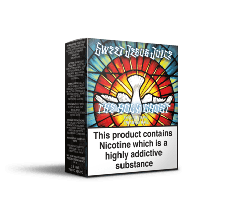 The Holy Ghost By Sweet Jesus Juice - 3 x 10ml