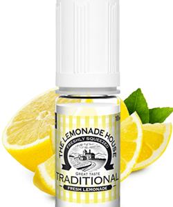 The Lemonade House - Traditional Fresh Lemon 3 X 10ML
