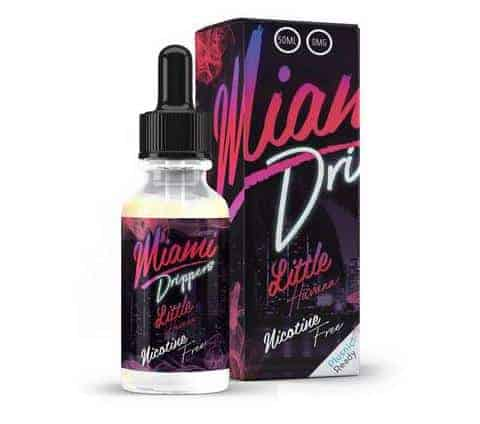 Little Havana E-Liquid By Miami Drip Club