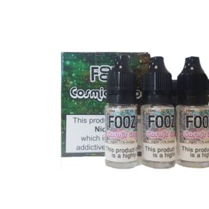 Fooza - Cosmic Grape 3 X 10ml
