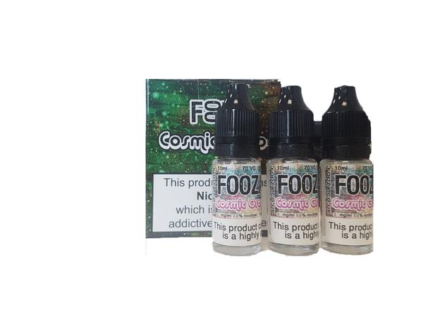 Fooza - Cosmic Grape 3 X 10ml