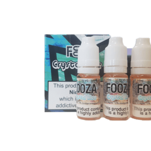 Fooza - Crystal Blue 3 X 10ml