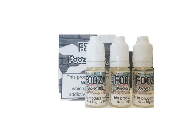 Fooza - Fooza Milk  3 X 10ml