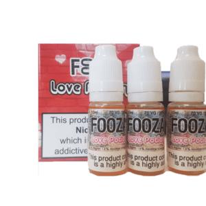 Fooza - Love Potion 3 x 10ml