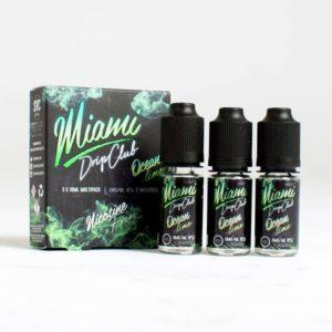 Ocean Lime By Miami Drip Club 3 X 10ML