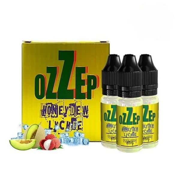 HONEYDEW LYCHEE E LIQUID BY OZZEP 3 X 10ML