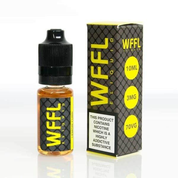 Lemon curd eLiquid by WFFL