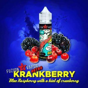 KRANKBERRY - Fuzion Vapor