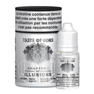ILLUSIONS VAPOR – TASTE OF GODS E-Liquid
