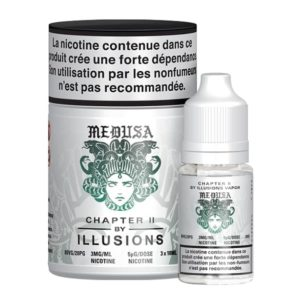Illusions Chapter 2 - MEDUSA E-Liquid