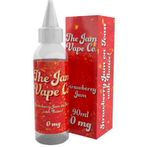 STRAWBERRY JAM BY THE JAM VAPE CO.