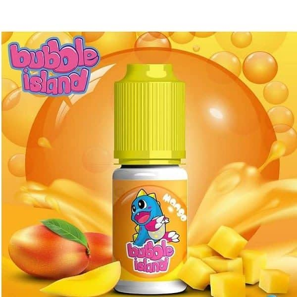 Bubble Island - Mango N Lime 3 x 10ml