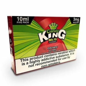 CANDY KING BELTS 5 X 10ML