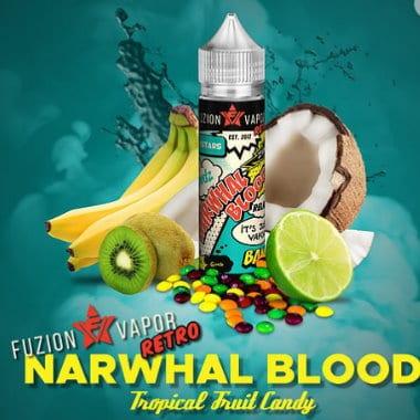 NARWHAL BLOOD - Fuzion Vapor