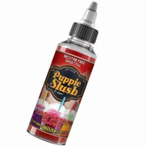 Puppie Slush Raspberry E-Liquid