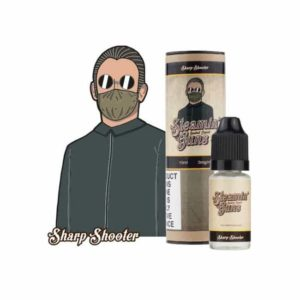 Steamin Guns Sharp Shooter E-Liquid
