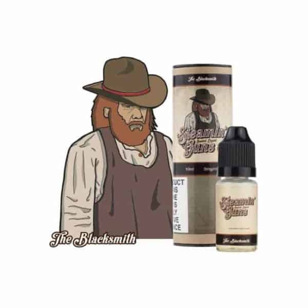 Steamin Guns The Blacksmith E-Liquid