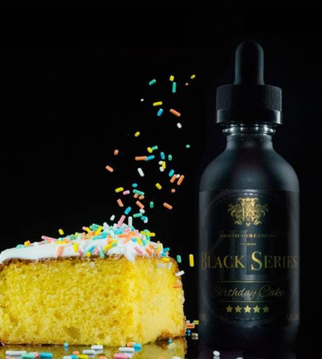 Birthday Cake By Kilo Black Series