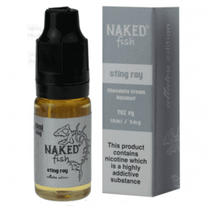STING RAY NAKED FISH E-LIQUID