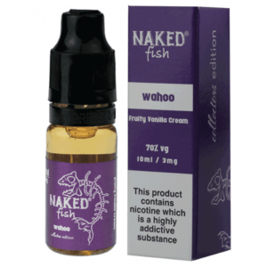 WAHOO NAKED FISH E-LIQUID