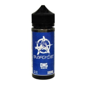Anarchist Juice - Blue E-liquid Shortfill