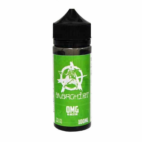 Anarchist Juice - Green E-liquid-Shortfill
