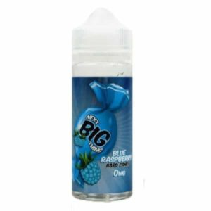 Blue Raspberry Hard Candy - Next Big Thing E Liquid