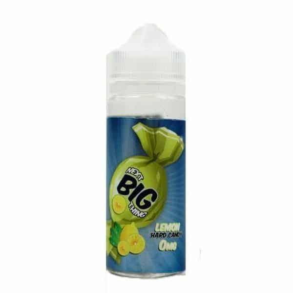 Lemon Hard Candy - Next Big Thing E Liquid