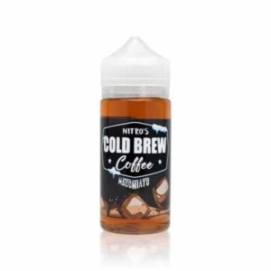 NITROS COLD BREW COFFEE - MACCHIATO