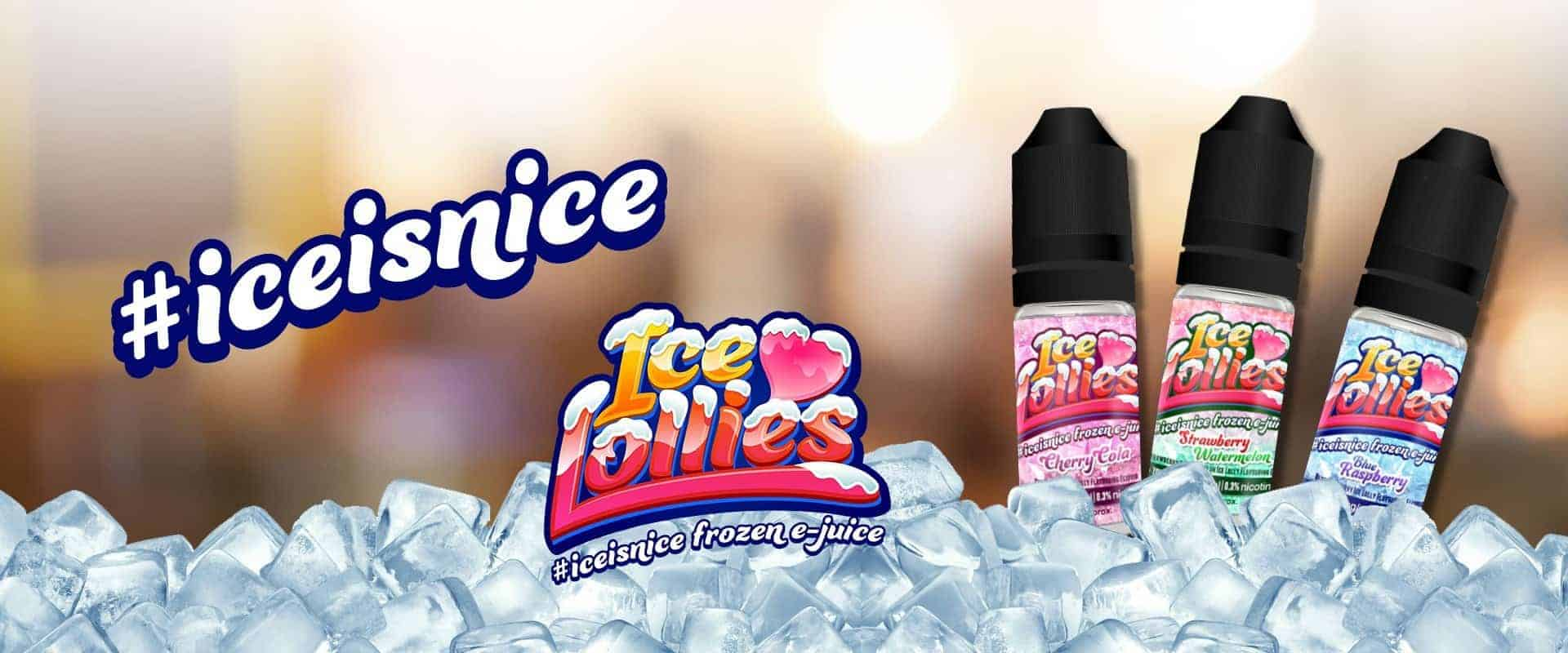 Ice Love Lollies Eliquids