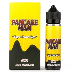 Pancake Man By Vape Breakfast Classics