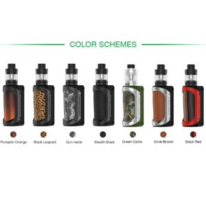 GeekVape Aegis 100W 26650 TC Kit with Shield Tank