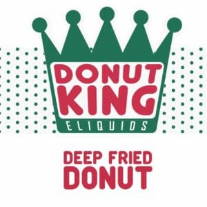 DONUT KING - DEEP FRIED DONUT