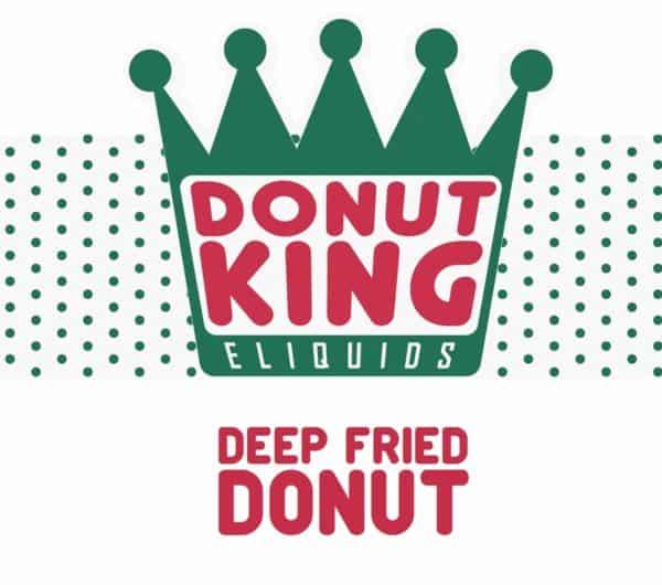 DONUT KING - DEEP FRIED DONUT