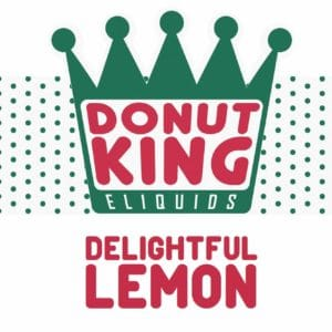 DONUT KING - DELIGHTFUL LEMON