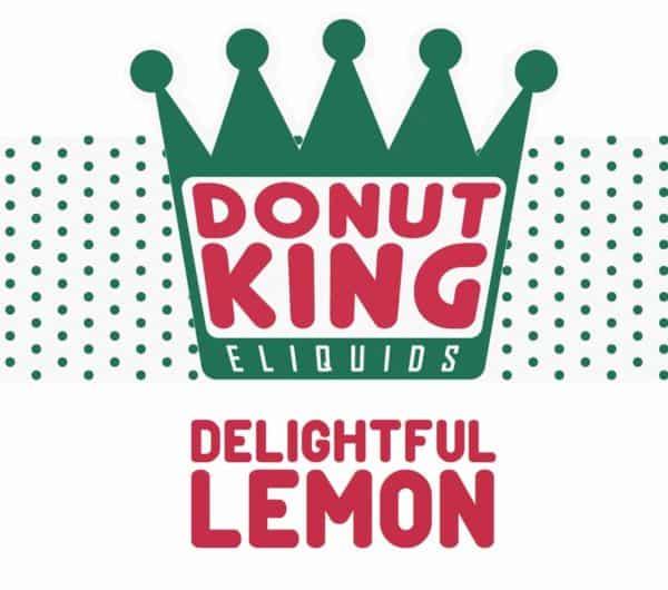 DONUT KING - DELIGHTFUL LEMON