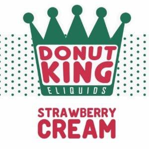 DONUT KING - STRAWBERRY CREAM