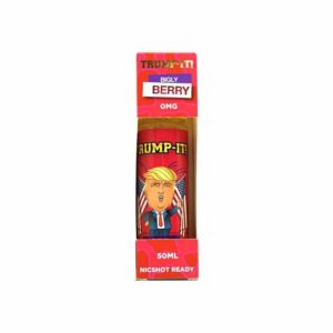 TRUMP-IT! E-LIQUID BIGLY BERRY