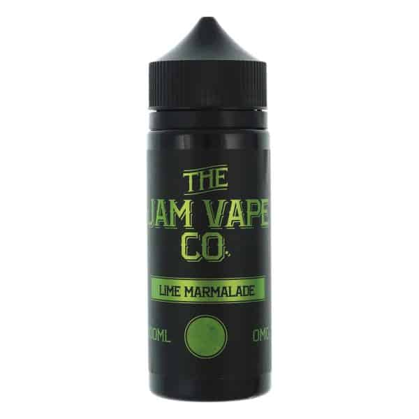 LIME MARMALADE BY THE JAM VAPE CO