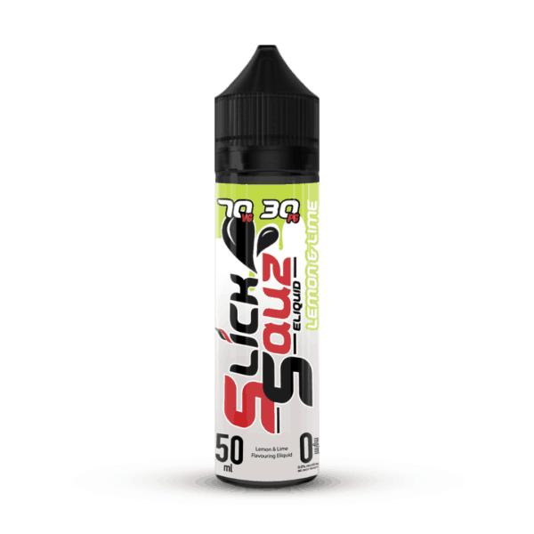 Slick Sauz - Lemon & Lime - 70/30