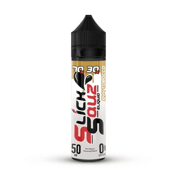 Slick Sauz - RY4 Tobacco - 70/30