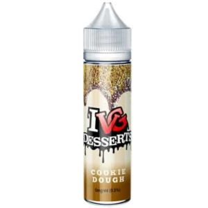 COOKIE DOUGH ELIQUID BY I VG DESSERTS