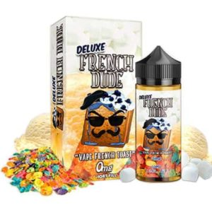 French Dude DELUXE By Vape Breakfast Classics