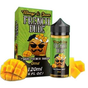 French Dude Mango & Cream By Vape Breakfast Classics