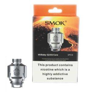 SMOK TFV8 Baby Q2 EU Edition Core Coils