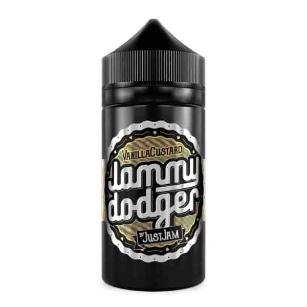 Vanilla Custard Jammy Dodger by Just Jam