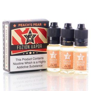 Peach's Pear - Fuzion Vapor