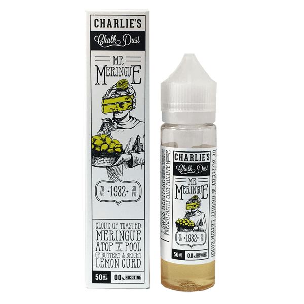 Charlie's Chalk Dust E Liquid – Mr Meringue