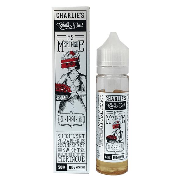 Charlie's Chalk Dust E Liquid – Ms Meringue